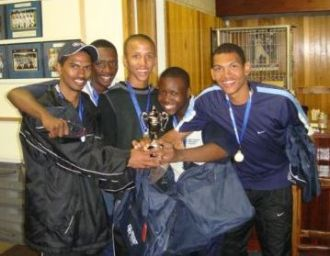 6-A-SIDE 2009 Winners